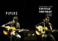 Pipers – Upcycle Sunday