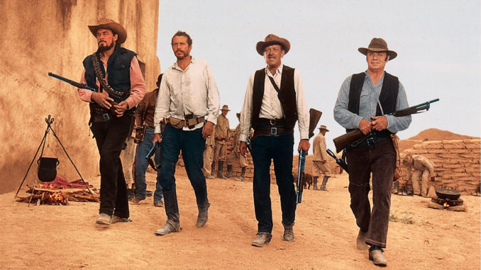 Il Mucchio Selvaggio di Sam Peckinpah – A Wild Bunch in Jazz